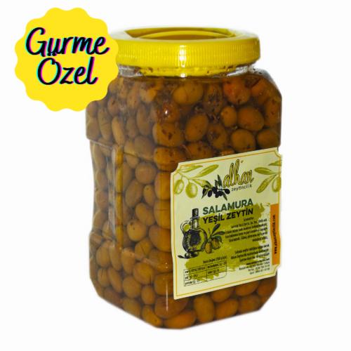 Gurme Alhan Özel Zeytin